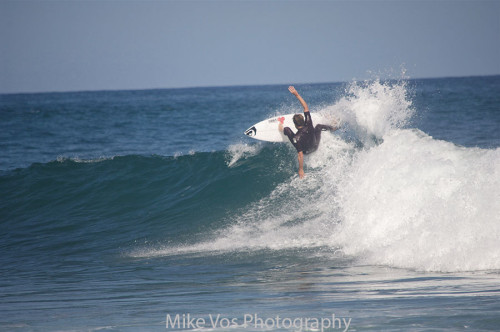 Dane Reynolds Ready to Blast Off - Photo: Mike Vos