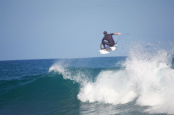 Dane Reynolds Takes to the Air