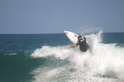 Taylor Knox Drives off the Top
