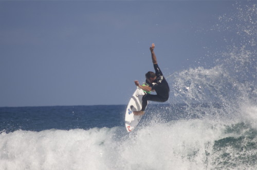 Taylor Knox Takes to the Air
