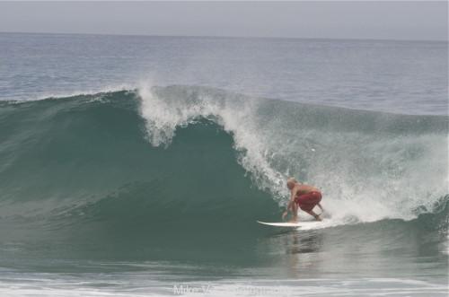 Shipwrecks 5-19-2013 Jeff on a Sick Wave