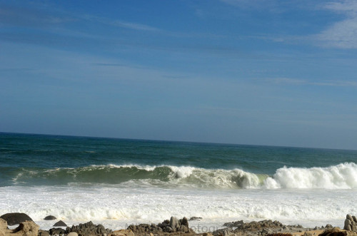 Hurricane Cosme - Somewhere in Baja #5