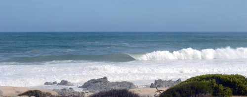 Hurricane Cosme - Somewhere In Baja California ~ Photo: Mike Vos