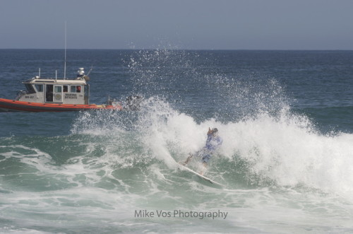 Los Cabos Open – Day 1 – 6-18-2013 - Frontside Carve #2