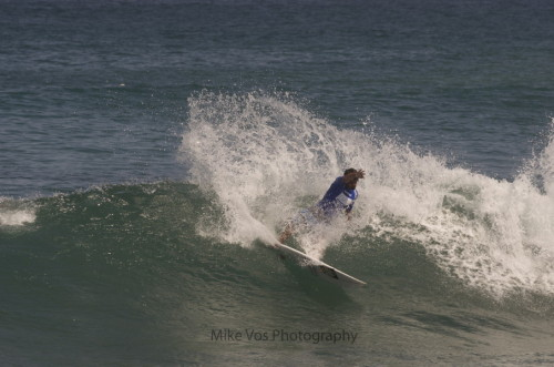 Los Cabos Open – Day 1 – 6-18-2013 - Frontside Carve ~ Photo: Mike Vos
