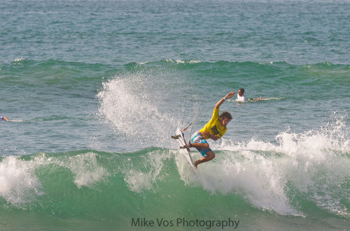 Los Cabos Open 6-20-2013 Frontside Air ~ Photo: Mike Vos