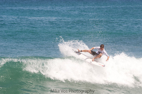 Los Cabos Open - Day 1 - Floating Tailslide