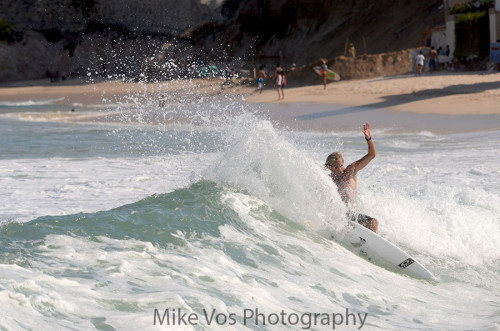 Los Cabos Open - Freesurf Carve ~ Photo: Mike Vos