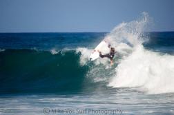 Dane Reynolds at Shipwrecks ~ Photo: Mike Vos